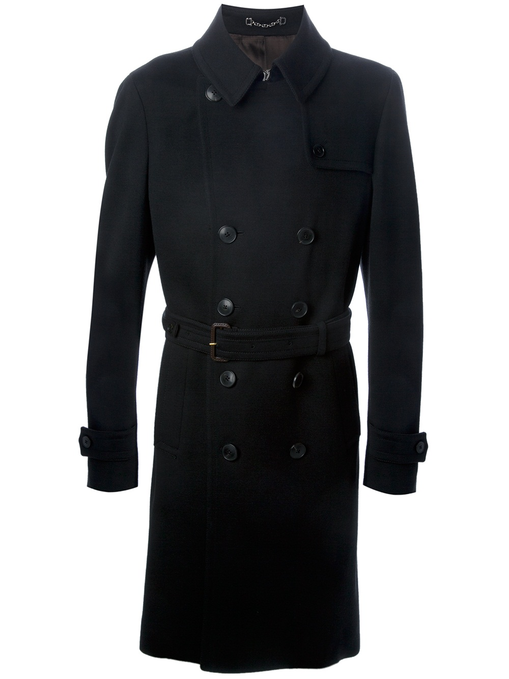 The essential style for the winter weather, London Fog's wool coats for men add sophistication and elegance to your style while helping you stay your warmest in the harshest weather.