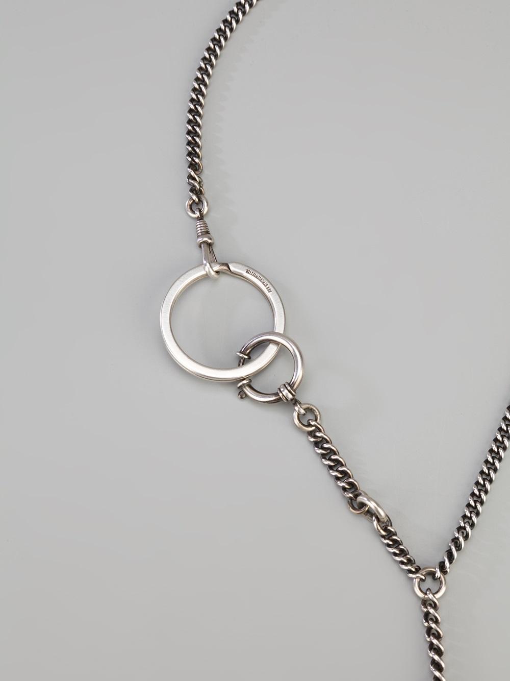 chains earings Ann Demeulemeester wVczPAZ0