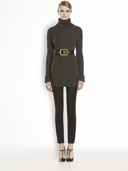 Creative Gucci Long Sleeve Silk Jumpsuit  Jumpsuits And Rompers  GUC76747