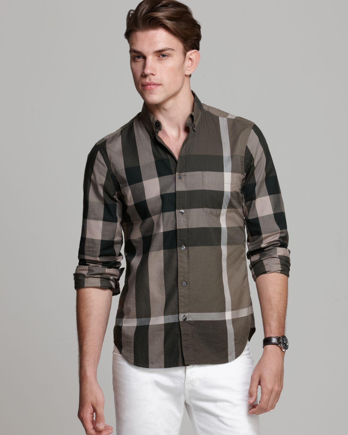 Ralph Lauren Linen Shirts For Men