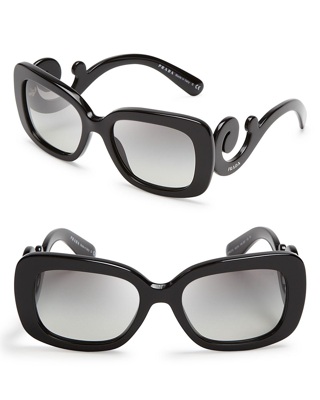 77b62c826cdb7 Prada Women s Square Sunglasses