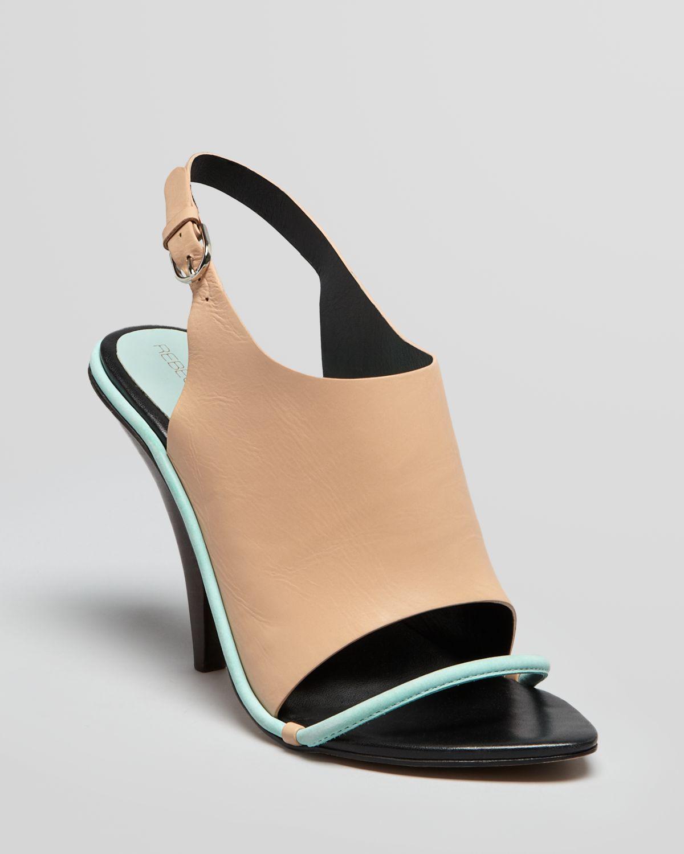 footlocker finishline online Rebecca Minkoff Barista Slingback Sandals footlocker pictures for sale factory outlet sale online pLt2lsWT