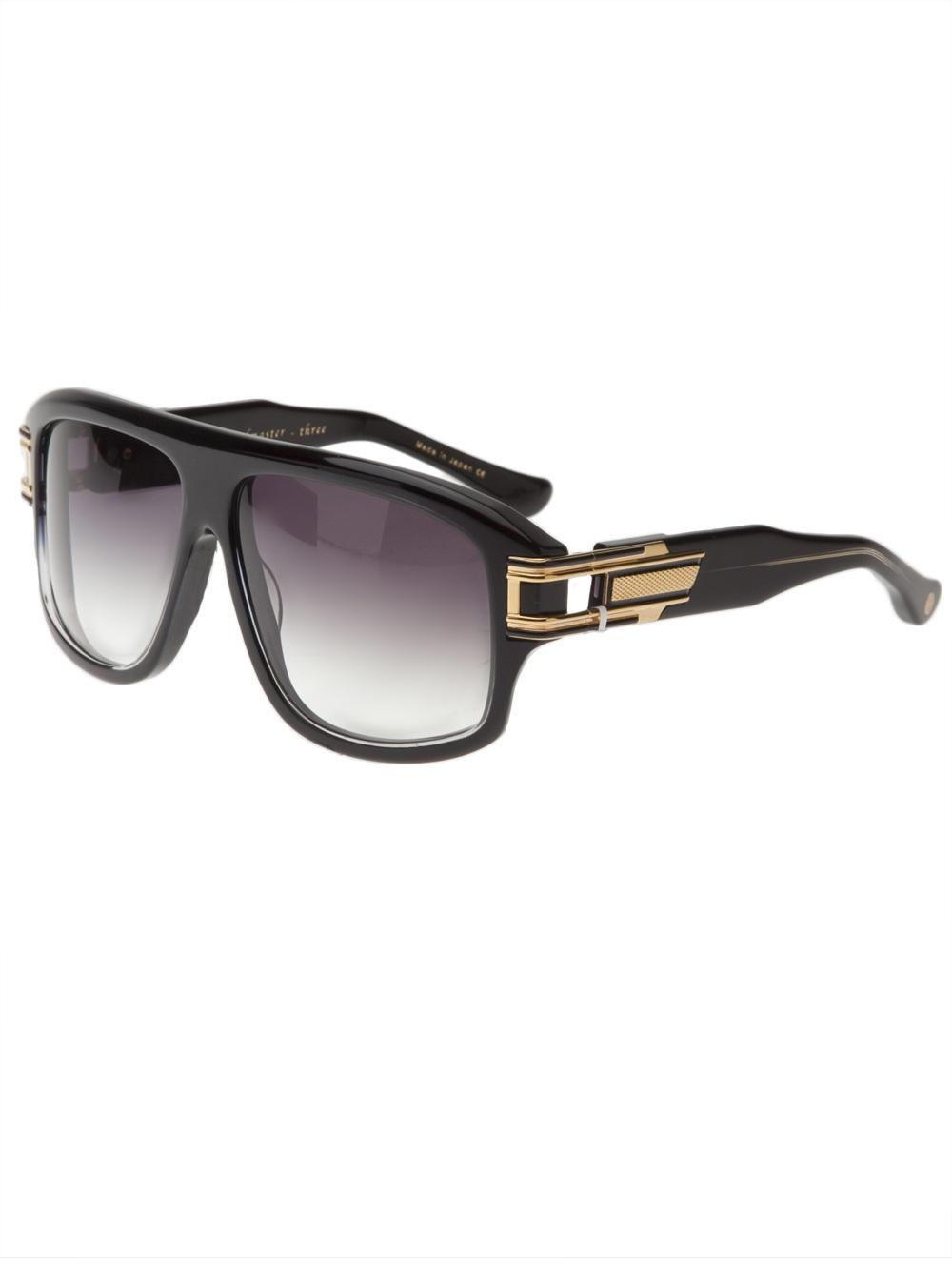 47c44285f2 Lyst - DITA Grand Master Three Sunglasses in Black for Men