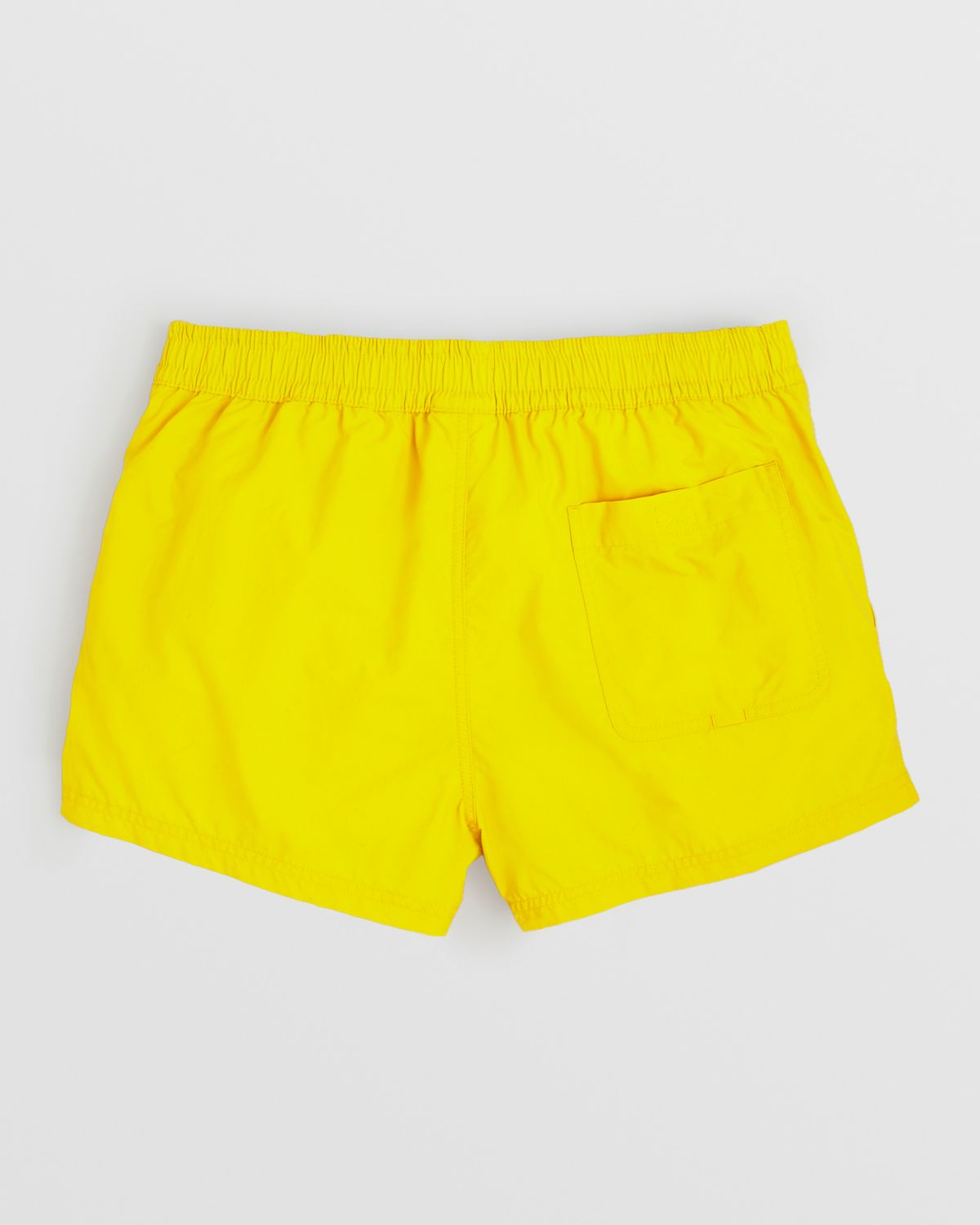 51dabab04c Lacoste Retro Swim Shorts in Yellow for Men - Lyst