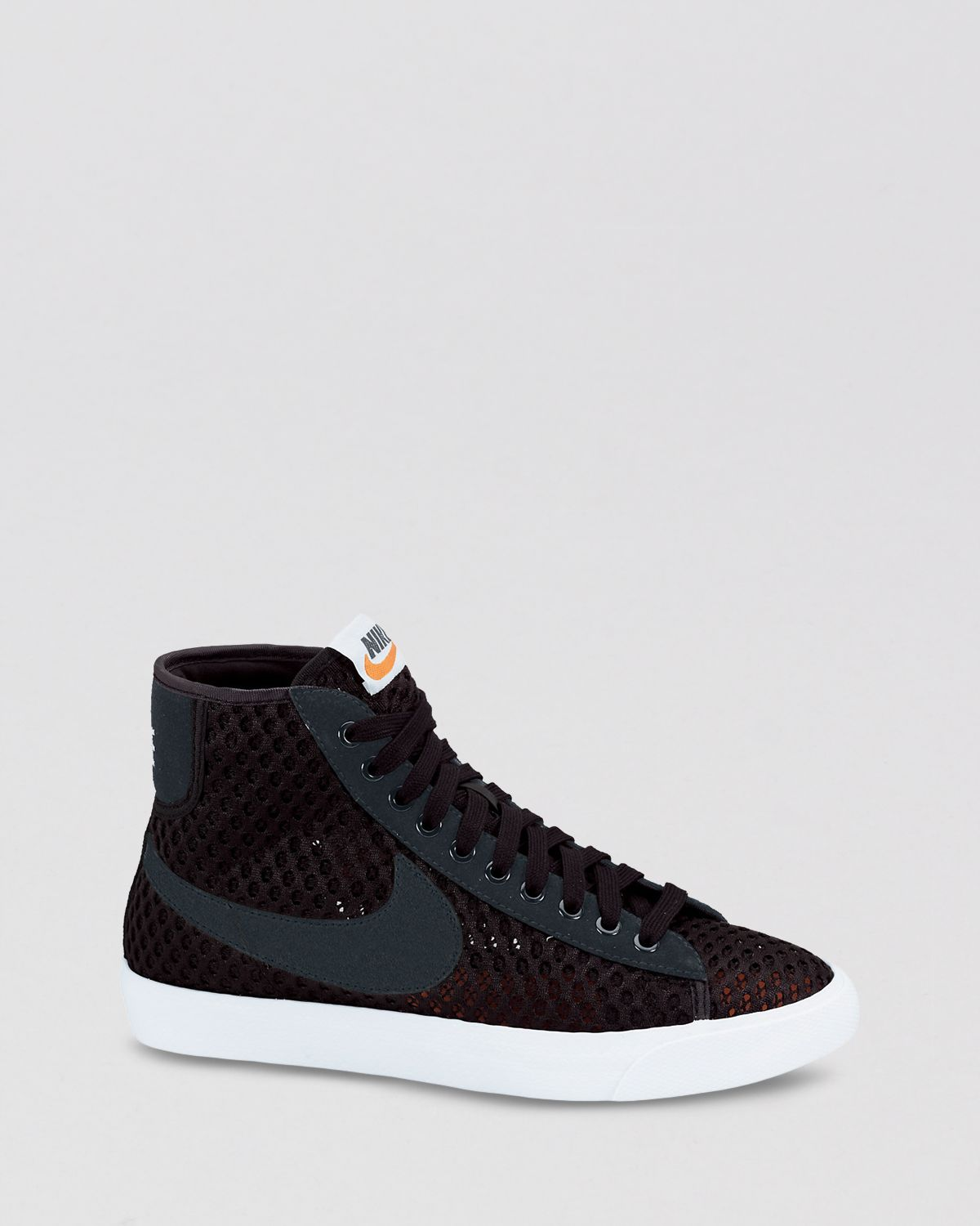 Lyst - Nike Sneakers Lace Up High Top Sneakers Womens ...