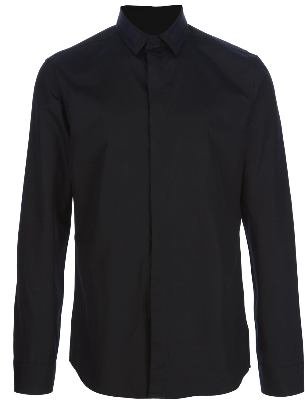 Givenchy Button Up Shirt in Black for Men | Lyst