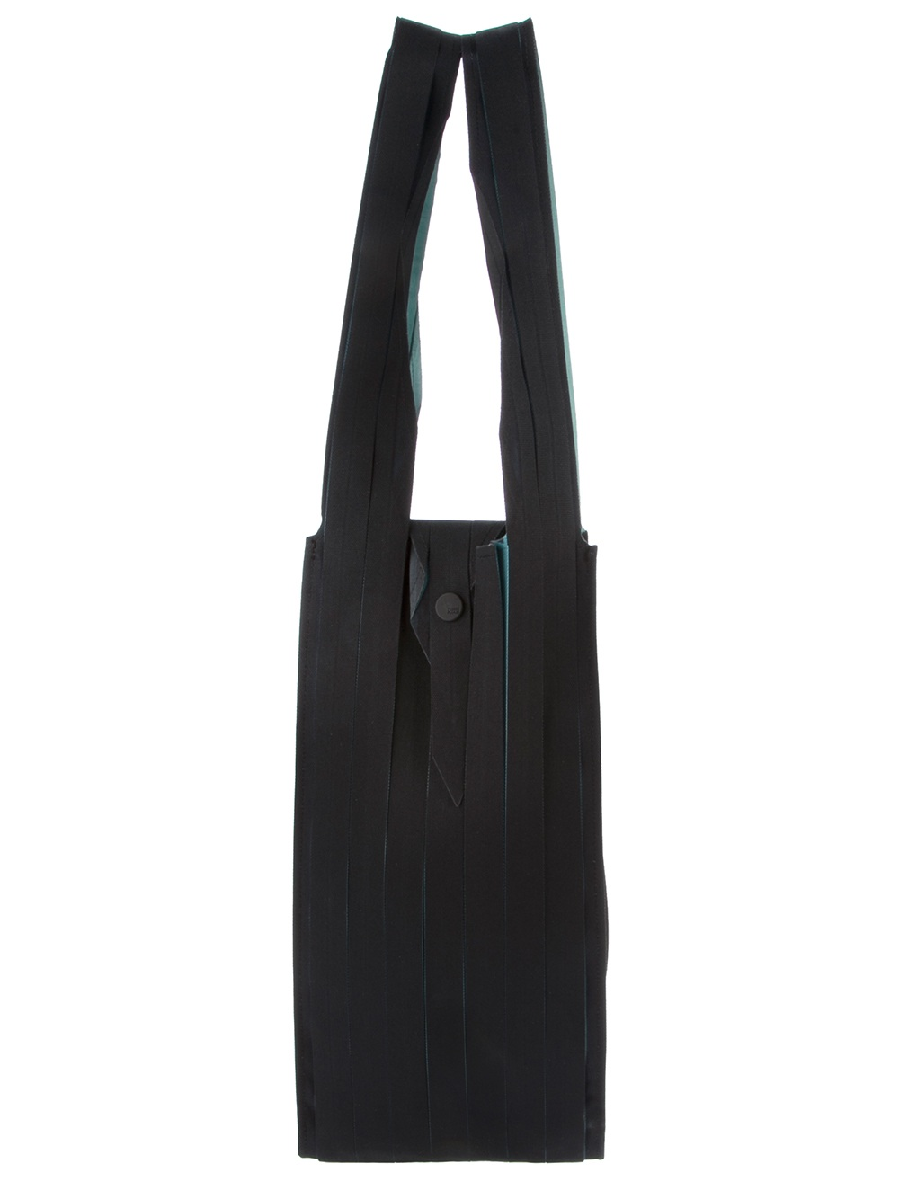 Pleats Please Issey Miyake Pleated Tote Bag in Blue - Lyst 4d227c7869