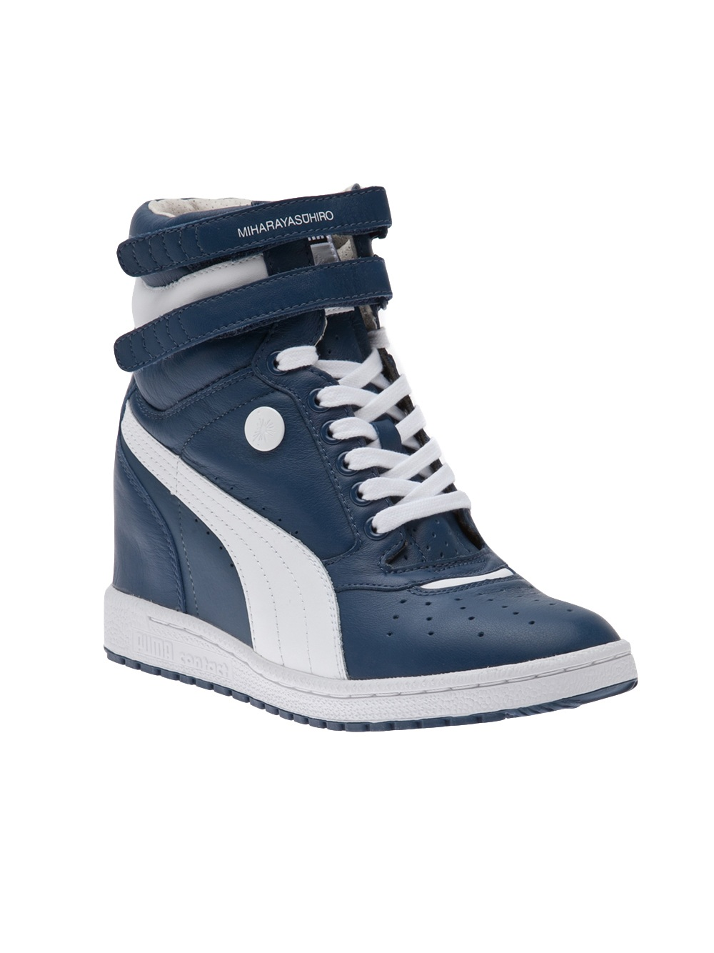 9ffe0dcd0c8c Puma My66 Mihara Sneaker in Blue - Lyst