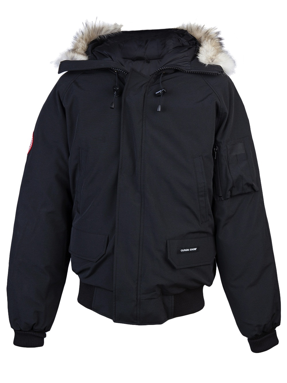 Canada Goose Mens Bomber Chilliwack - Northern Night - Due