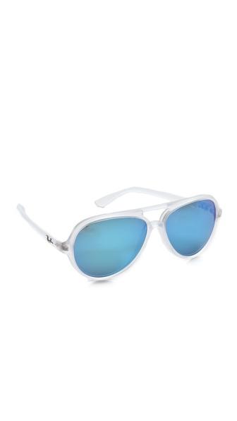 ray ban sunglasses aviator plastic