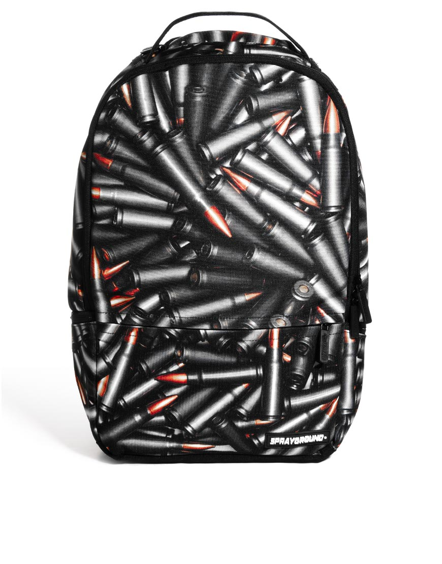 Sprayground Bullet Backpack In Gray For Men Lyst
