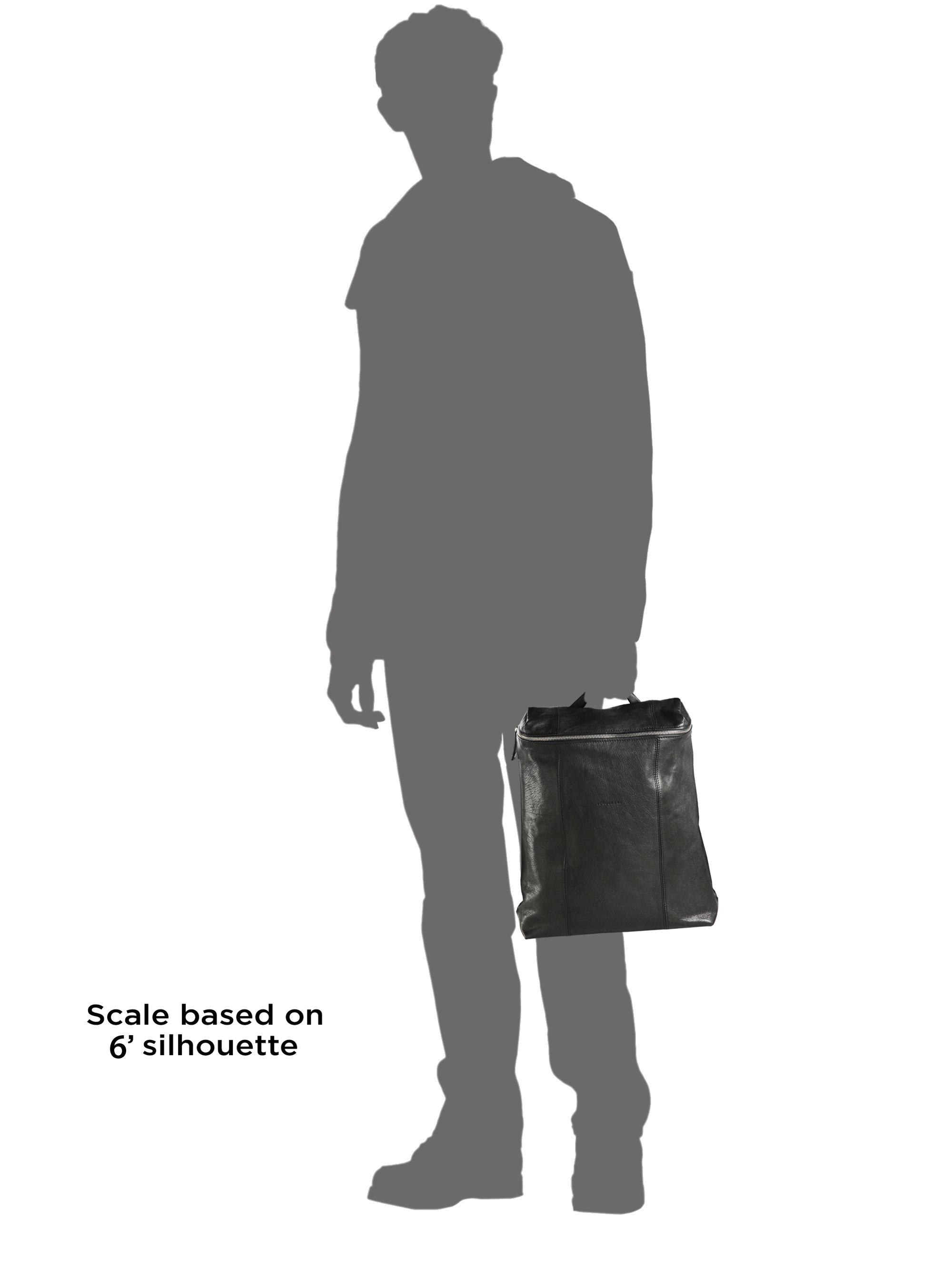 e54eb1d24cb6 Longchamp Parisis Leather Backpack in Black for Men - Lyst