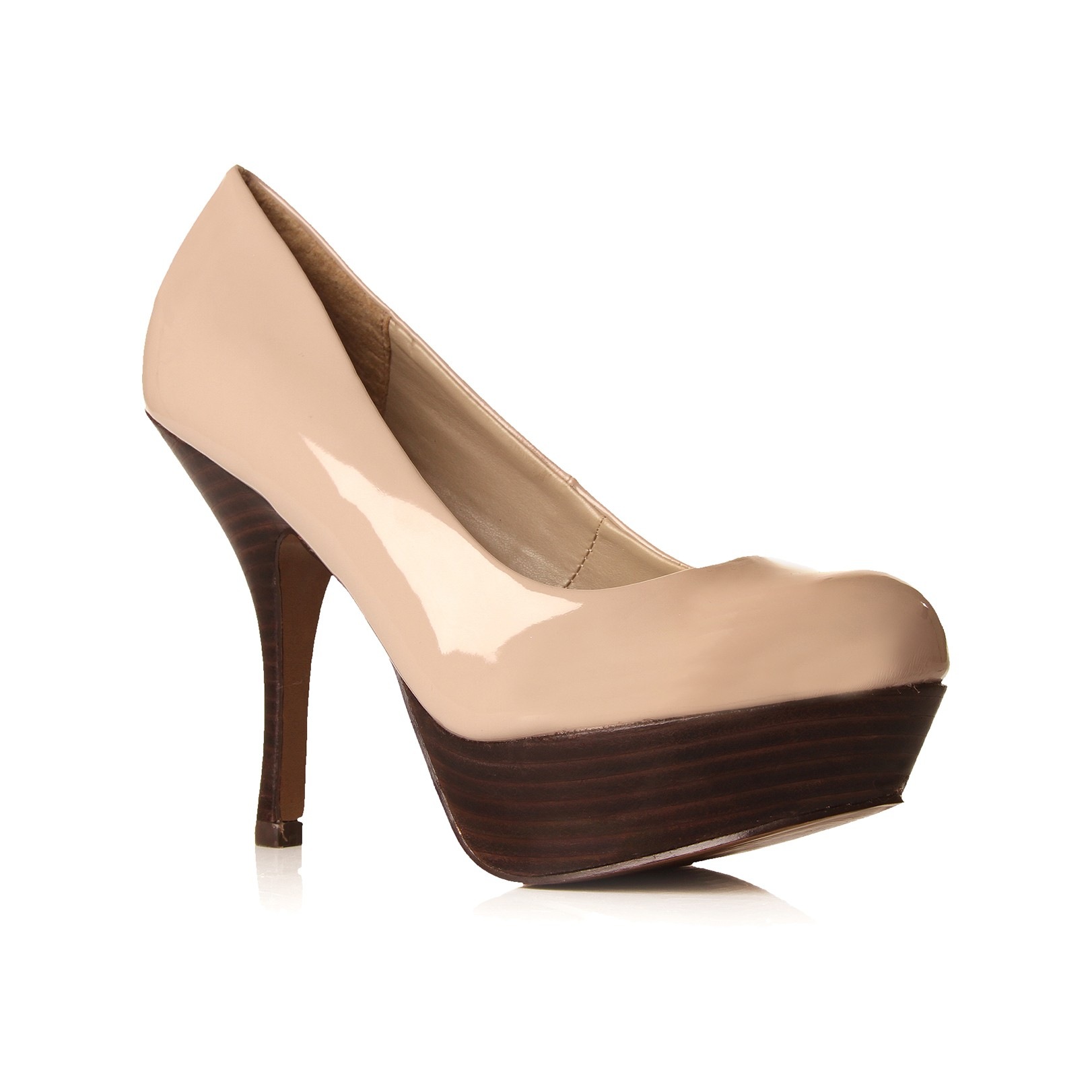 Taupe Court Shoes Uk