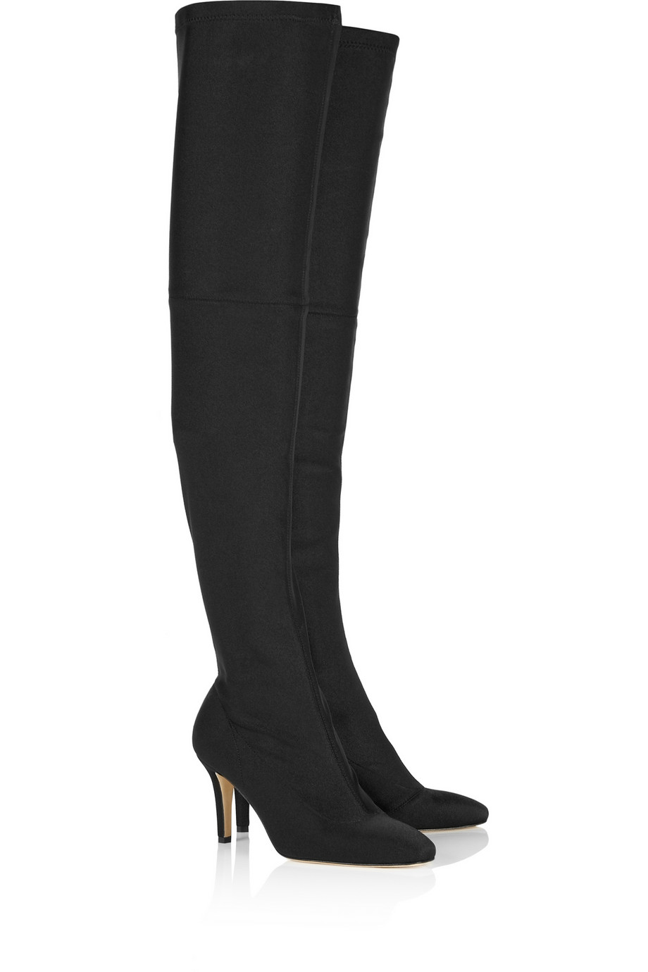 buy cheap online Oscar de la Renta Suede Knee-High Boots outlet countdown package free shipping new 10eaAvI
