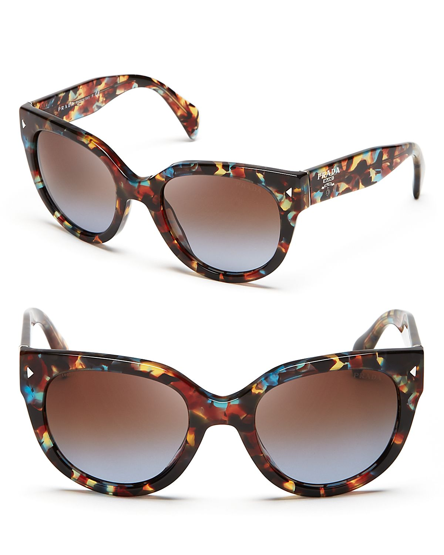 Rochas Cat Eye Sunglasses