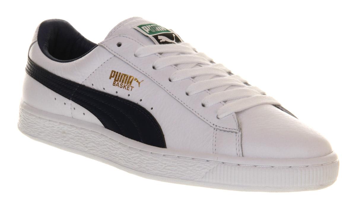 Mens Basket Classic Low-Top Sneakers Puma CU4I5gSyi