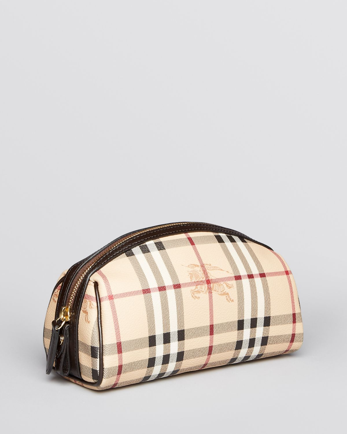 Lyst - Burberry Cosmetic Case Evelyn in Natural 5d34691919b6a