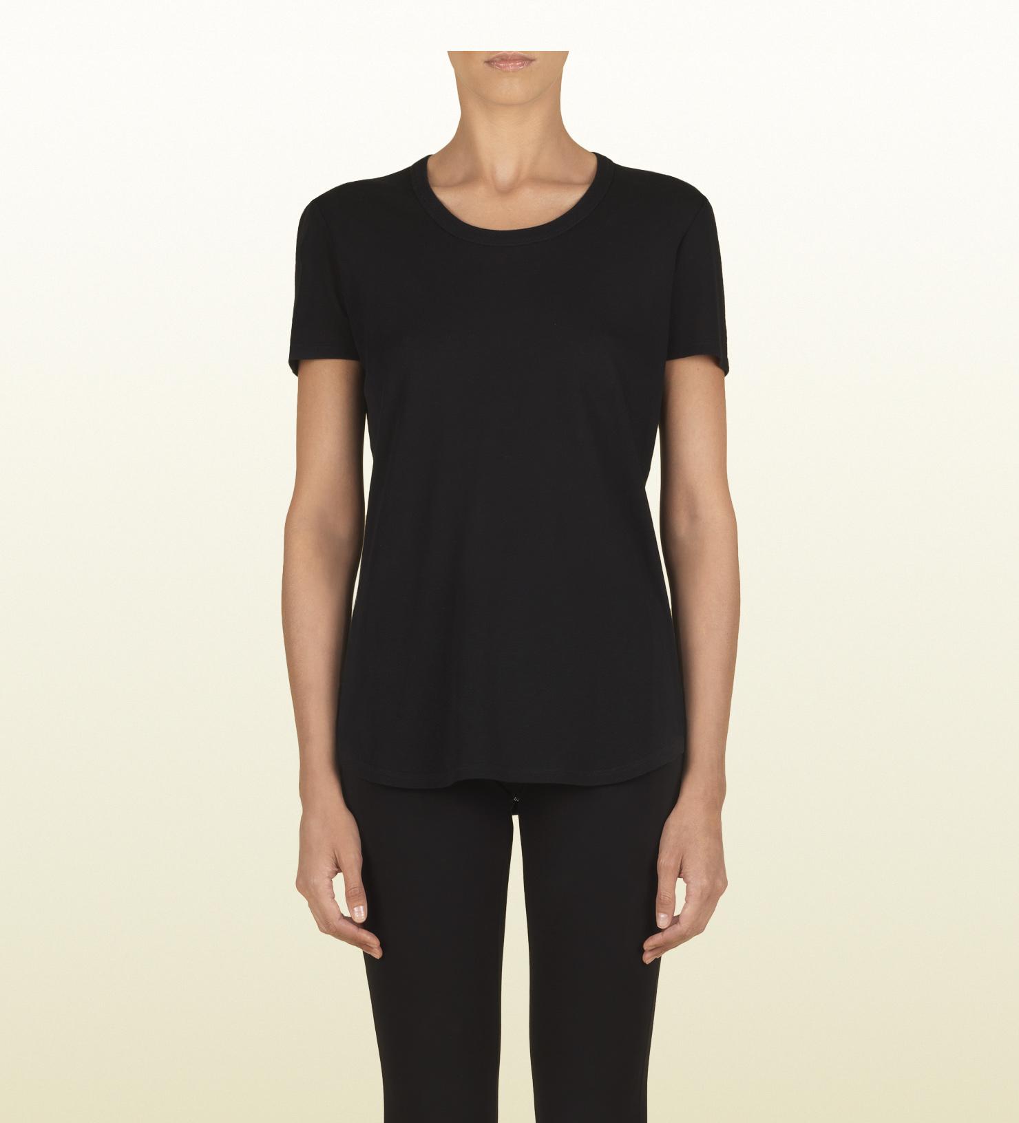 Black t shirt womens - Gallery
