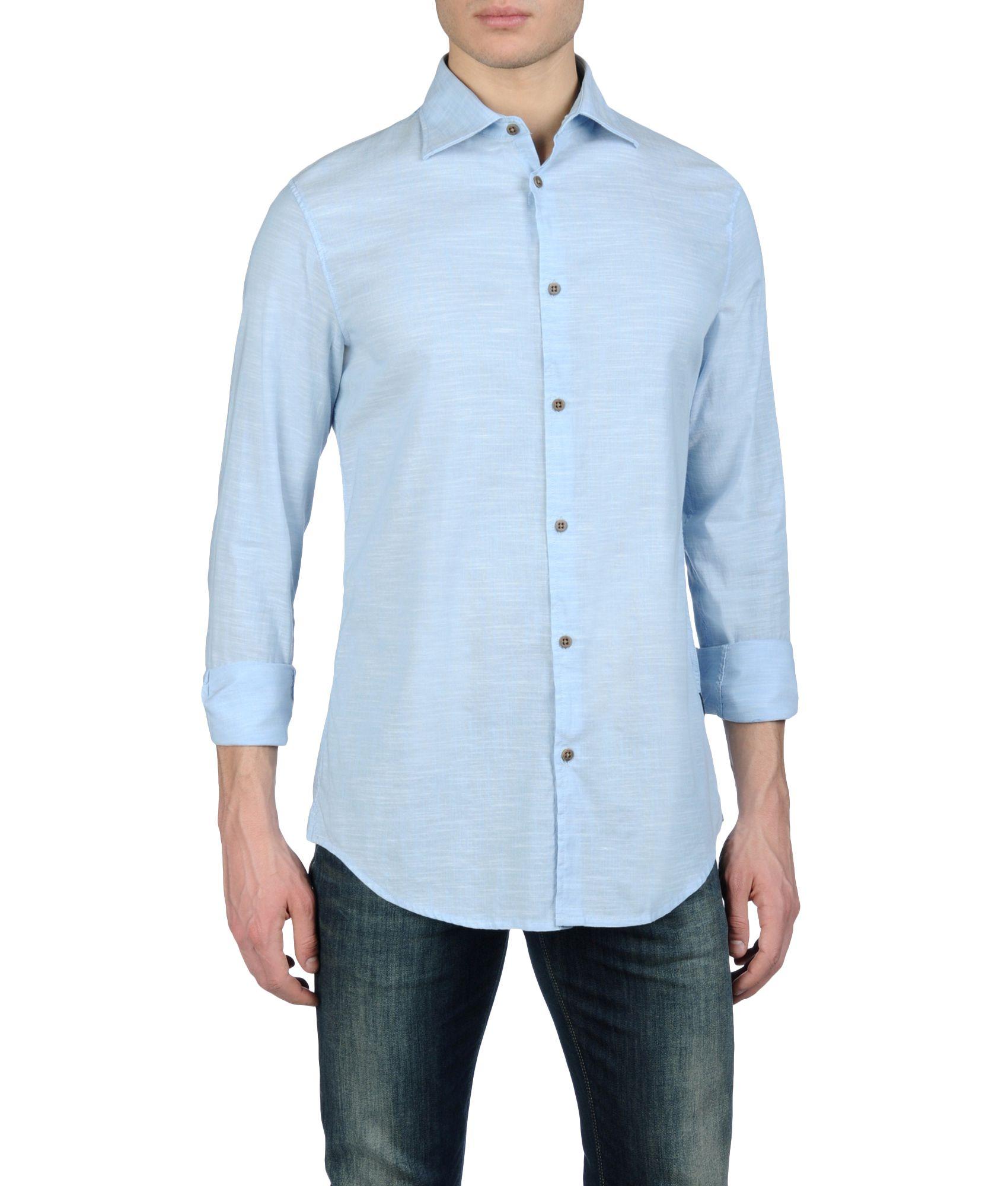 b44dfe50ad Armani Jeans Casual Shirts - BCD Tofu House
