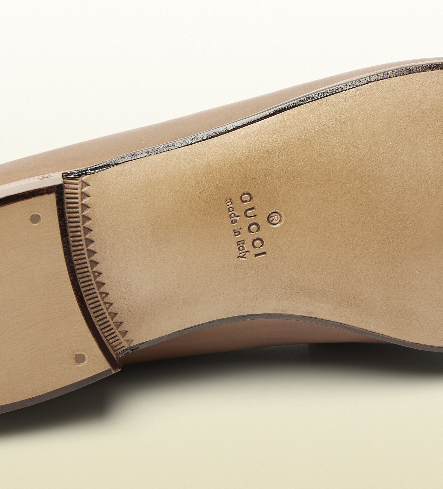 Gucci 1953 Horsebit Loafer In Leather In Brown For Men Lyst