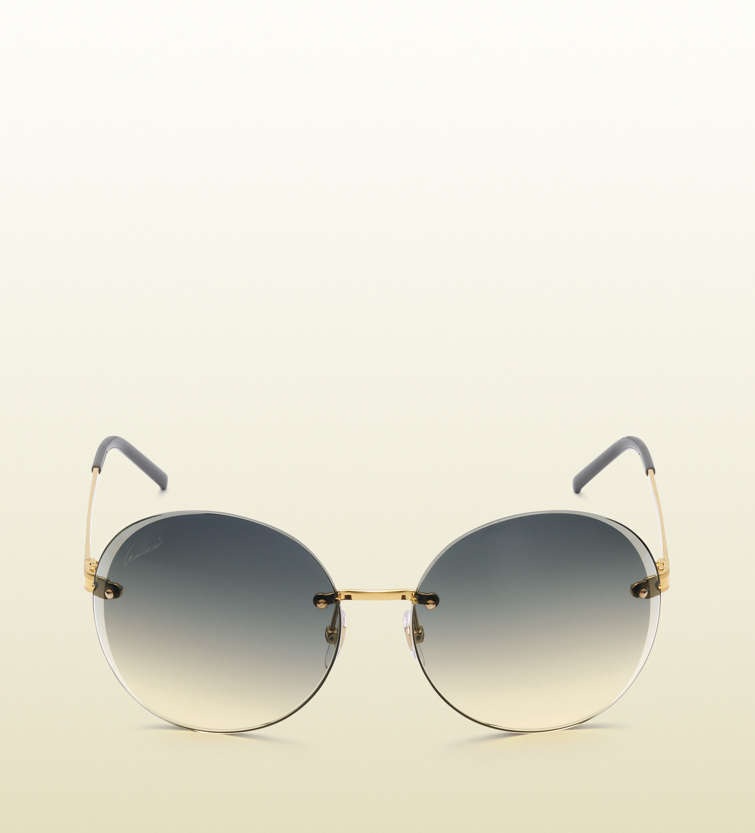 60dbe80039f Gucci Rimless Glasses – Southern California Weather Force