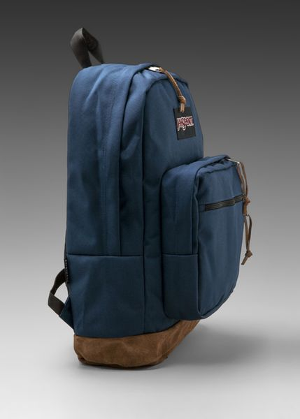 Jansport Right Pack Backpack in Navy in Blue (Navy)