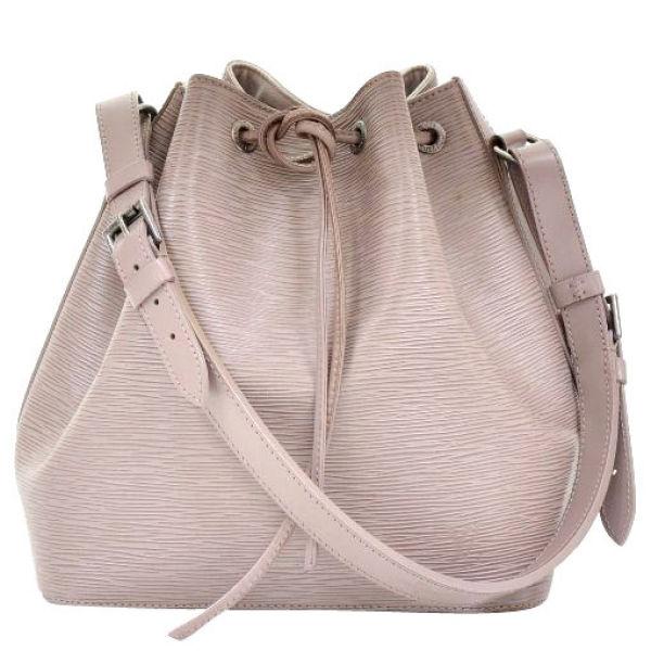 da34e1d33674 Louis Vuitton Louis Vuitton Vintage Epi Leather Noe Petit Lilac ...