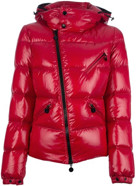 Moncler Gesse Jacket In Red Lyst