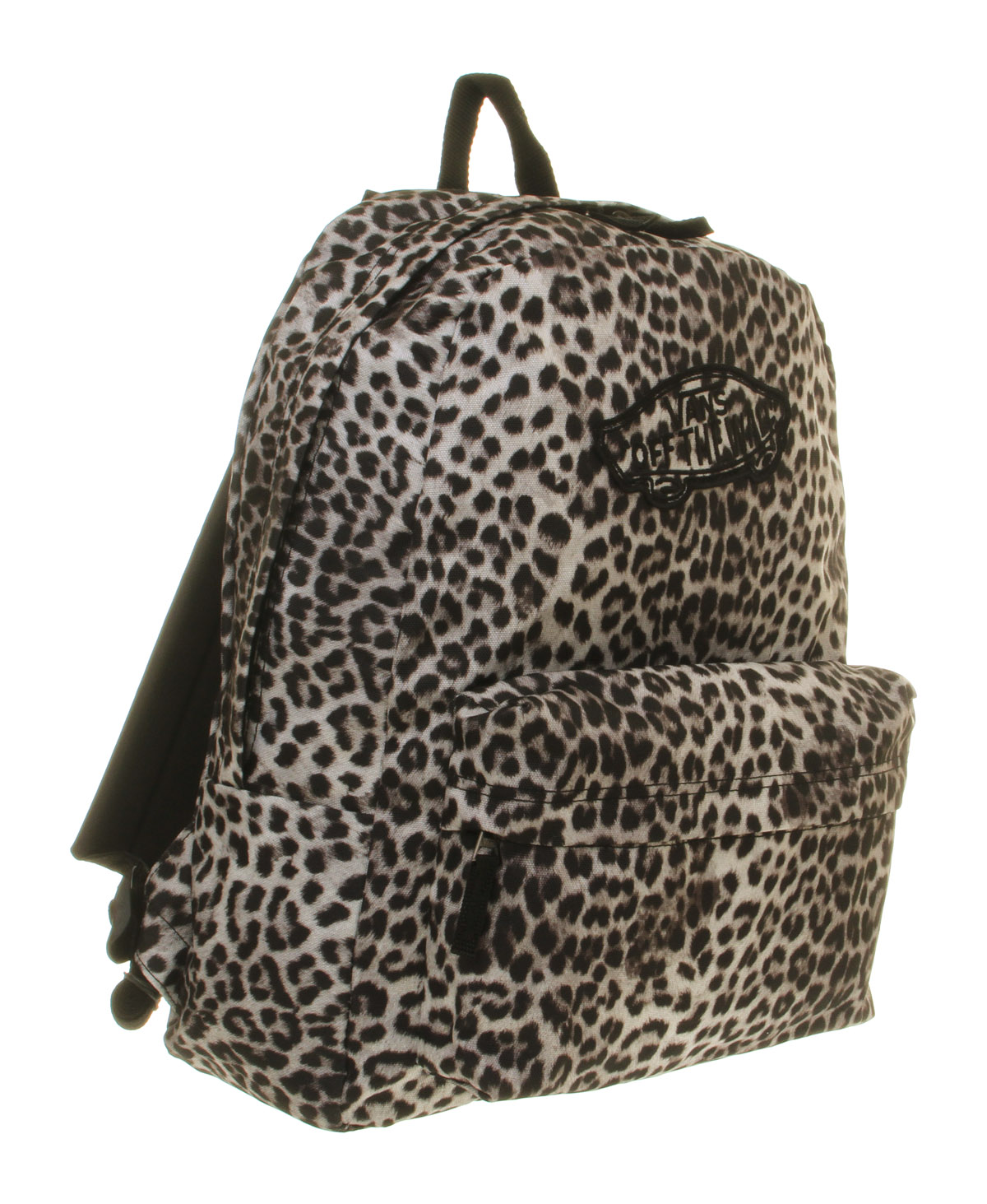 84eb5323360e76 Lyst - Vans Realm Backpack Snow Leopard