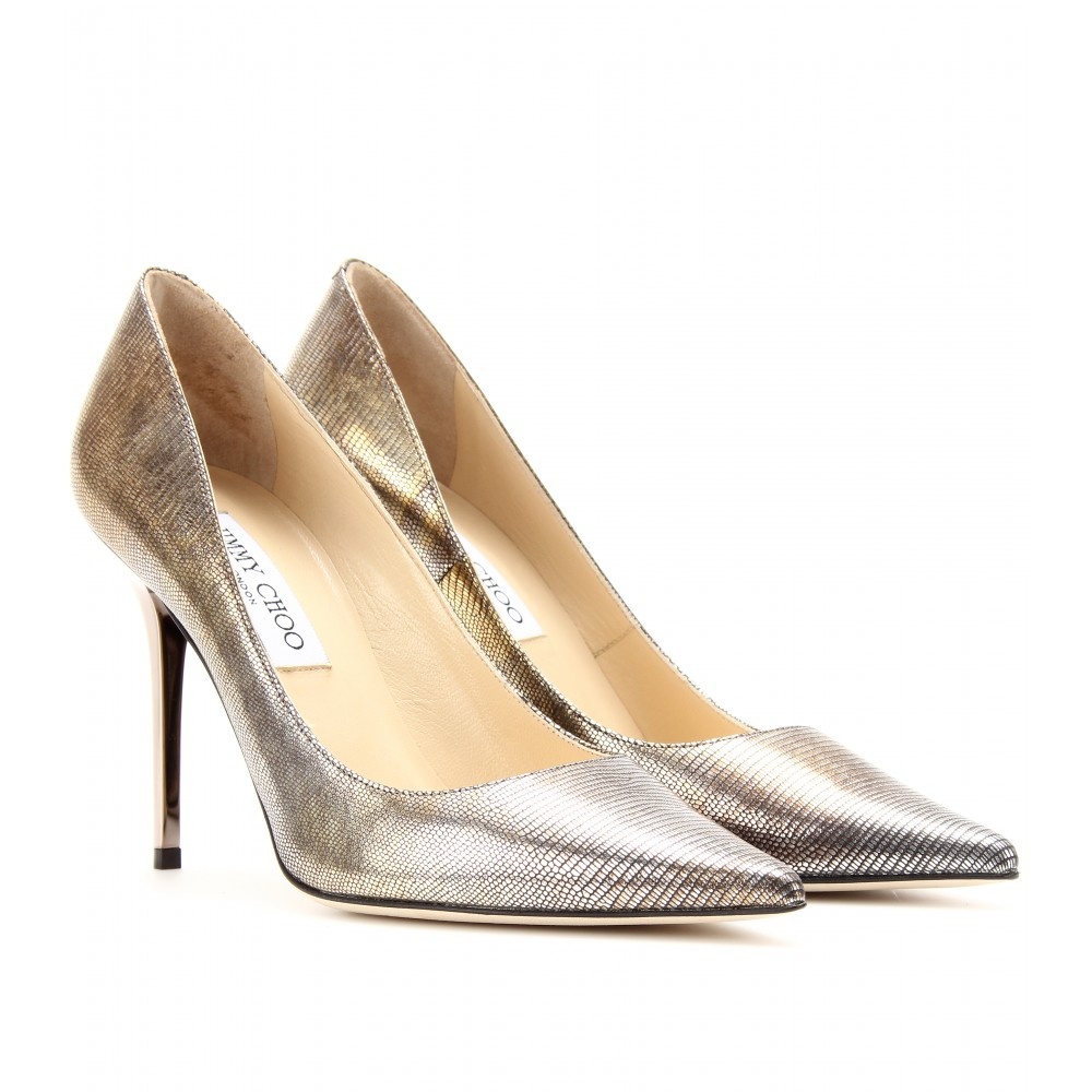 High Shine Leather Women Shoes