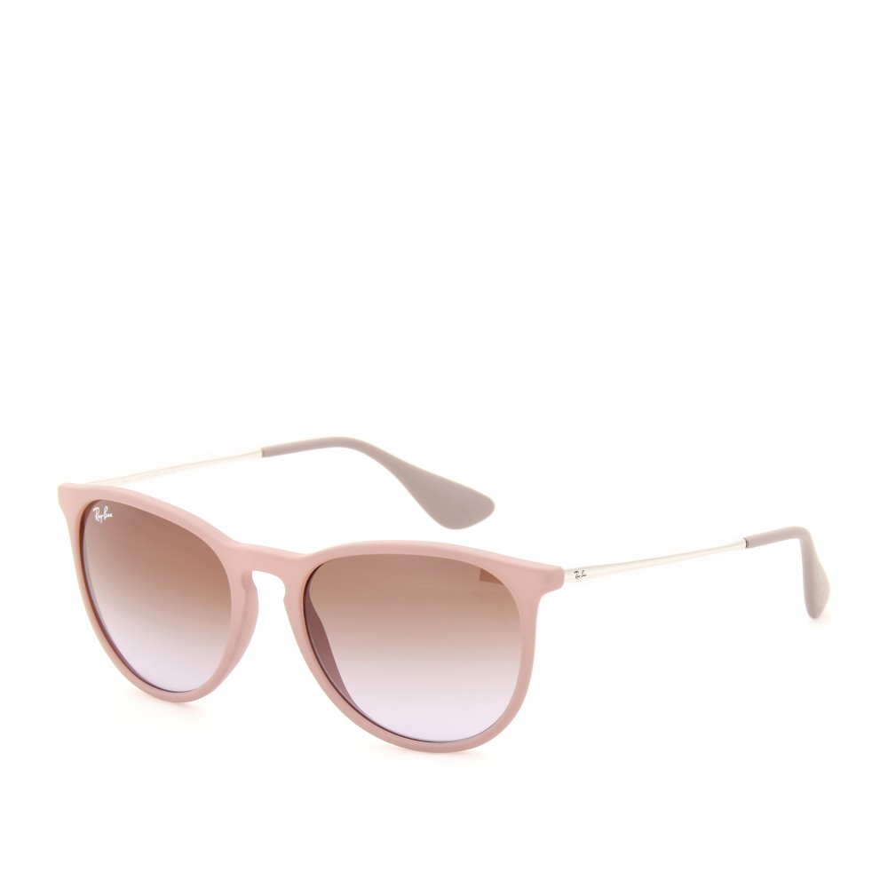 d2c3d2f44ff ... where to buy lyst ray ban erika sunglasses in pink 96609 c1e9a