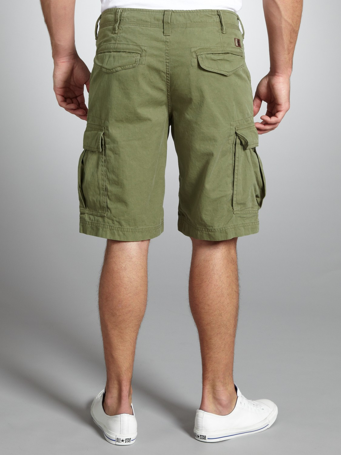 c35df162db Timberland Earthkeepers Bridgeport Gd Cargo Shorts in Green for Men ...