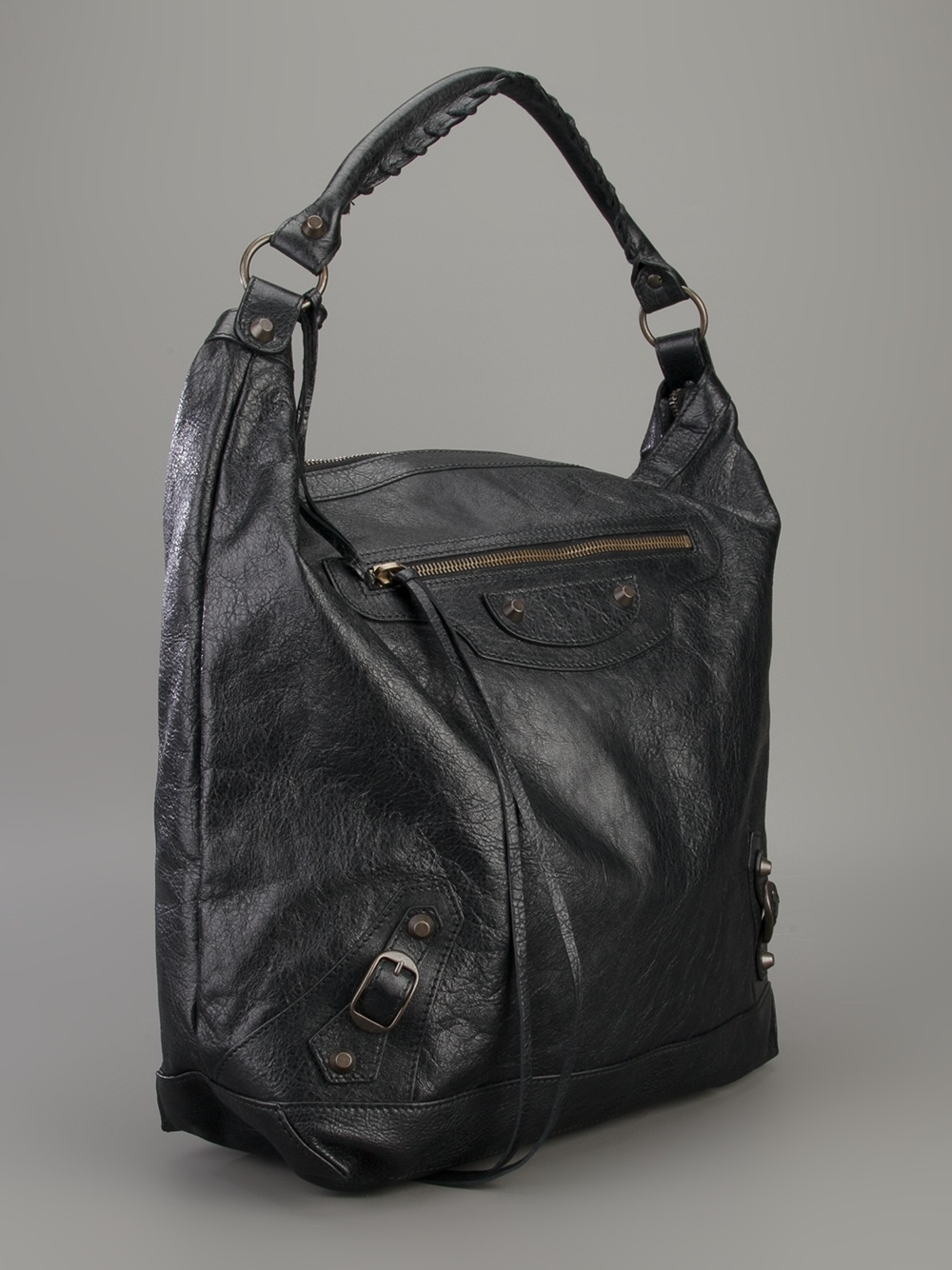 bc13a23af482 Lyst - Balenciaga Classic Day Tote Bag in Black
