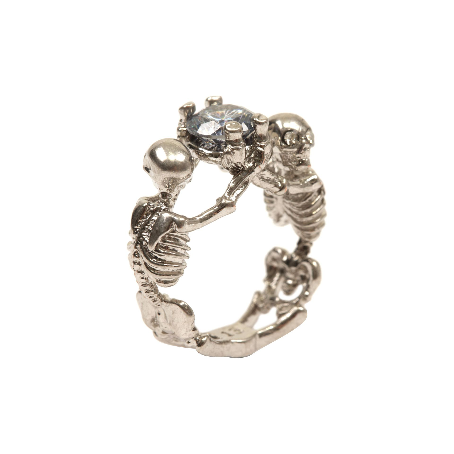 wax memento seal products rings suegray jewelry mori skeleton ring