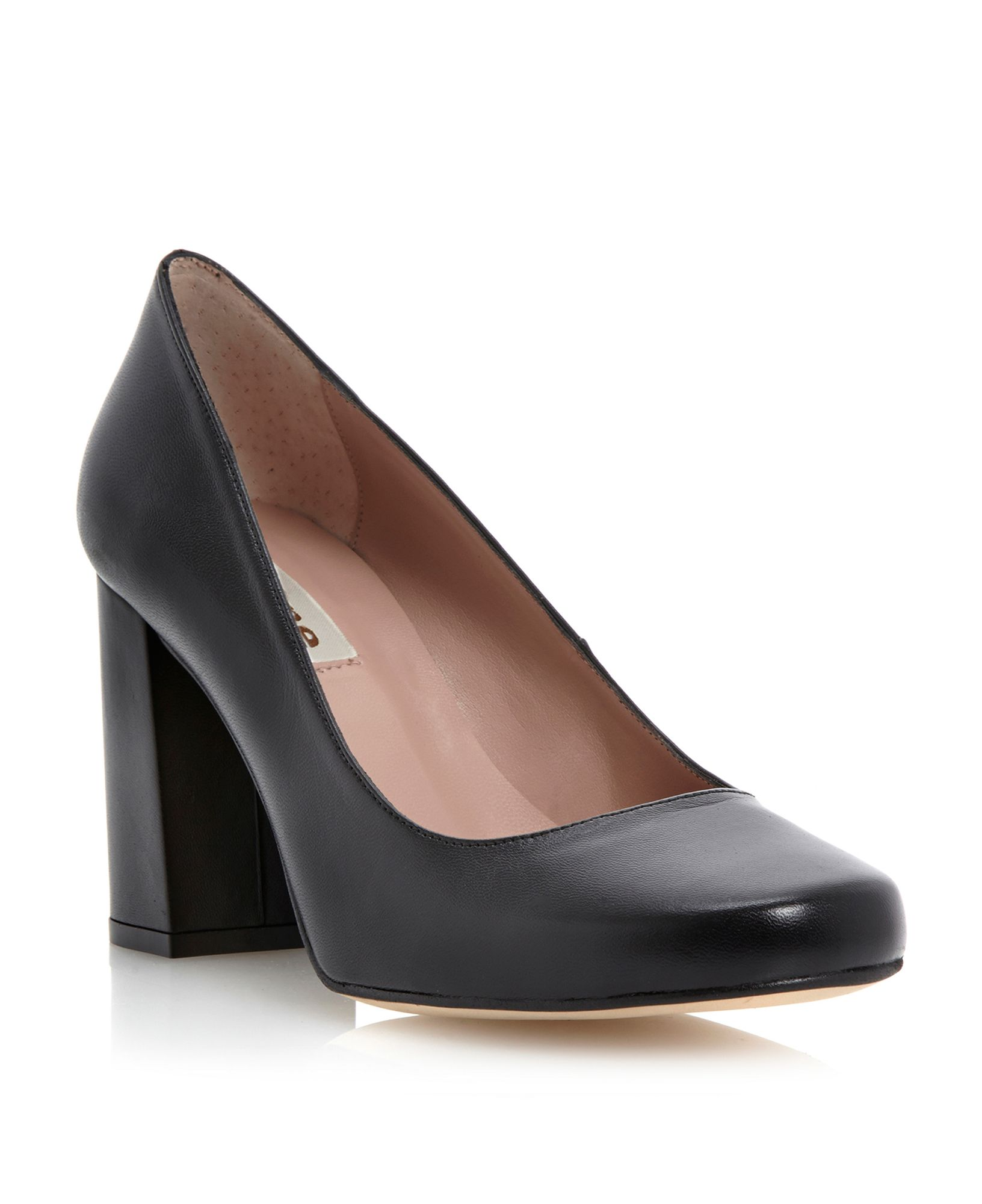 Invest in style and practicality with Dune London's classic court shoes. Round or point toe; kitten or wedge heel shoes. Buy online or collect in store anthea - black Mid Block Heel Court Shoe £ dune london QUICK VIEW anthea - navy Mid Block Heel Court Shoe .