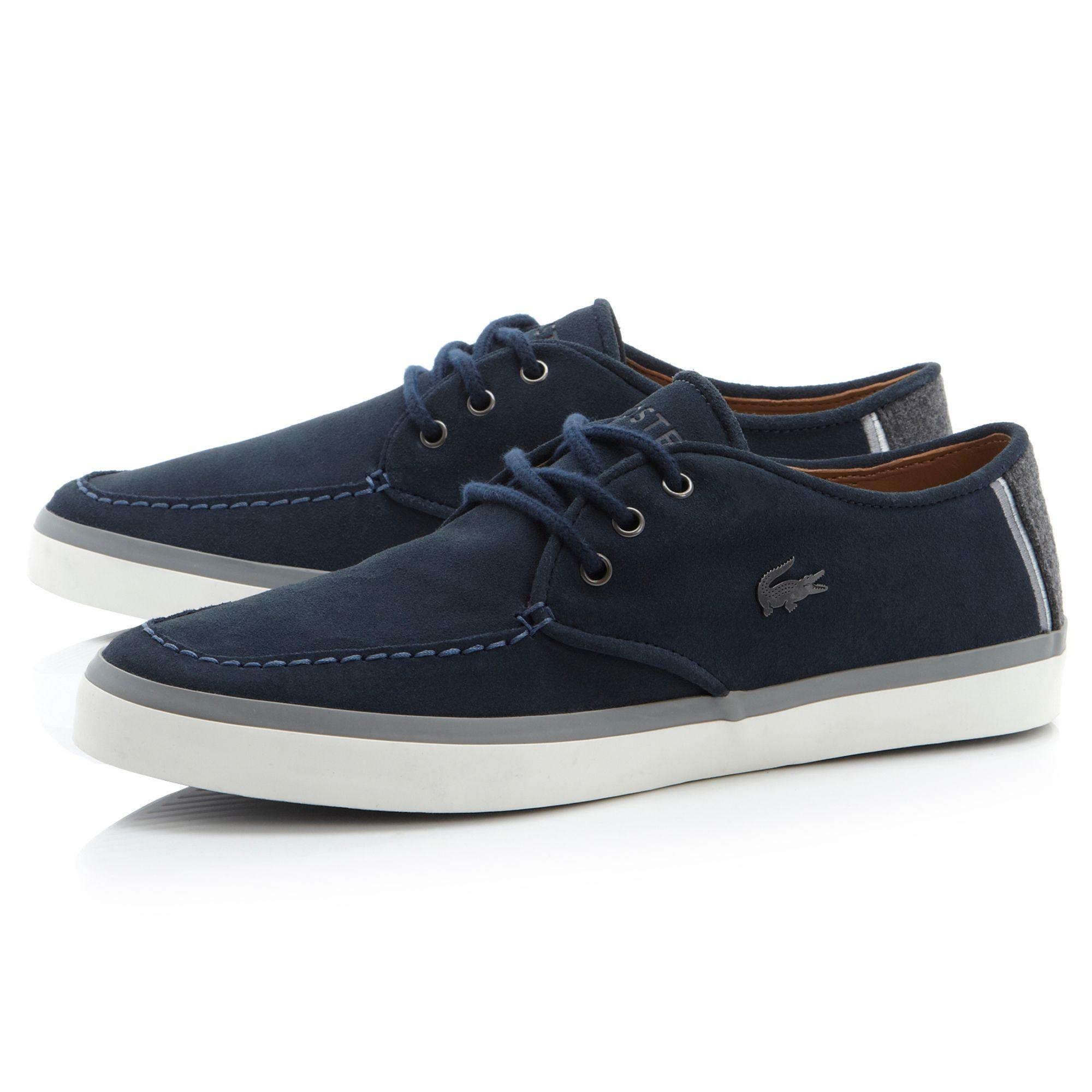 Lacoste Sneakers Sevrin Dark Blue Suede
