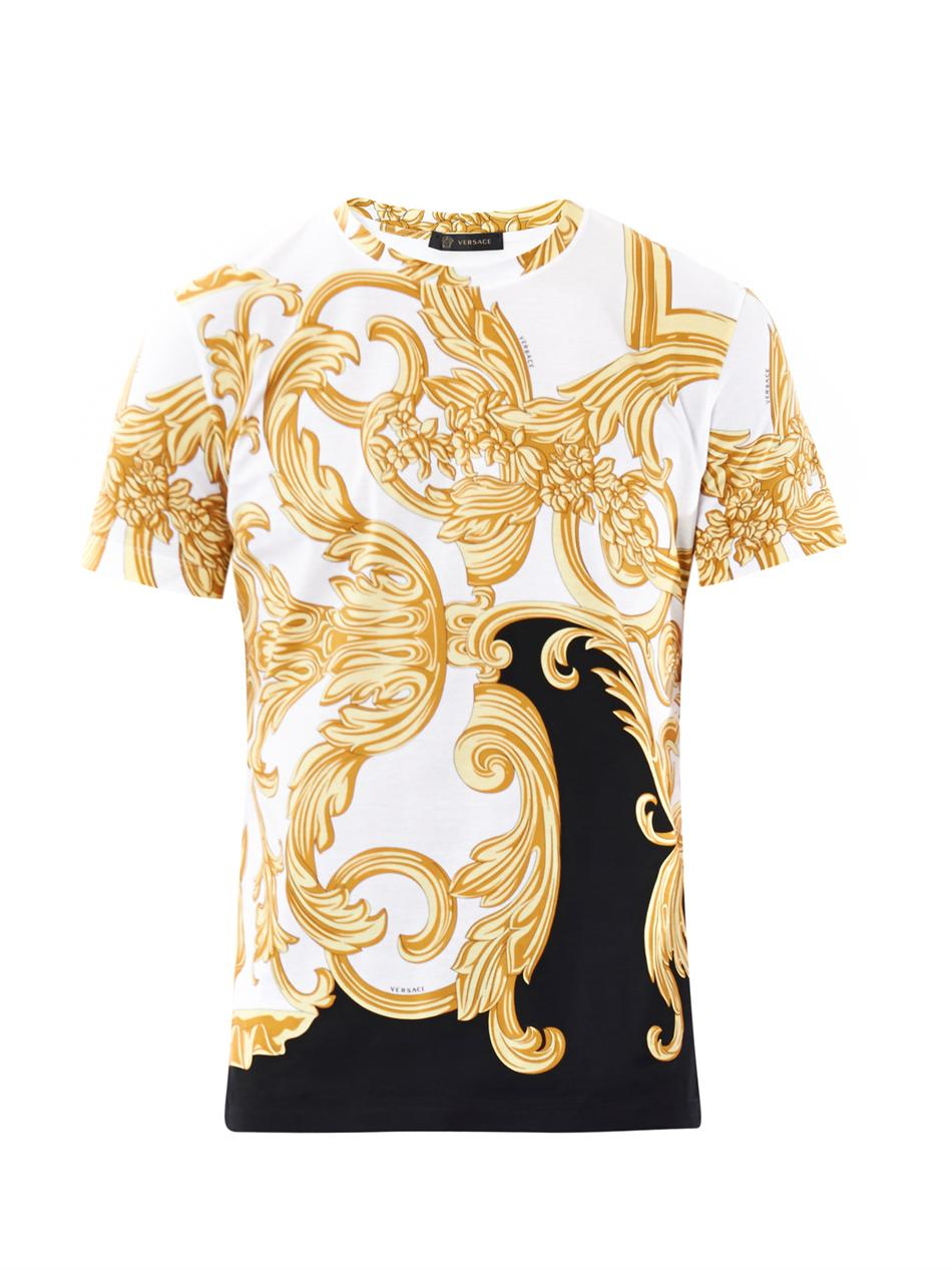 white and gold white and gold versace shirt. Black Bedroom Furniture Sets. Home Design Ideas