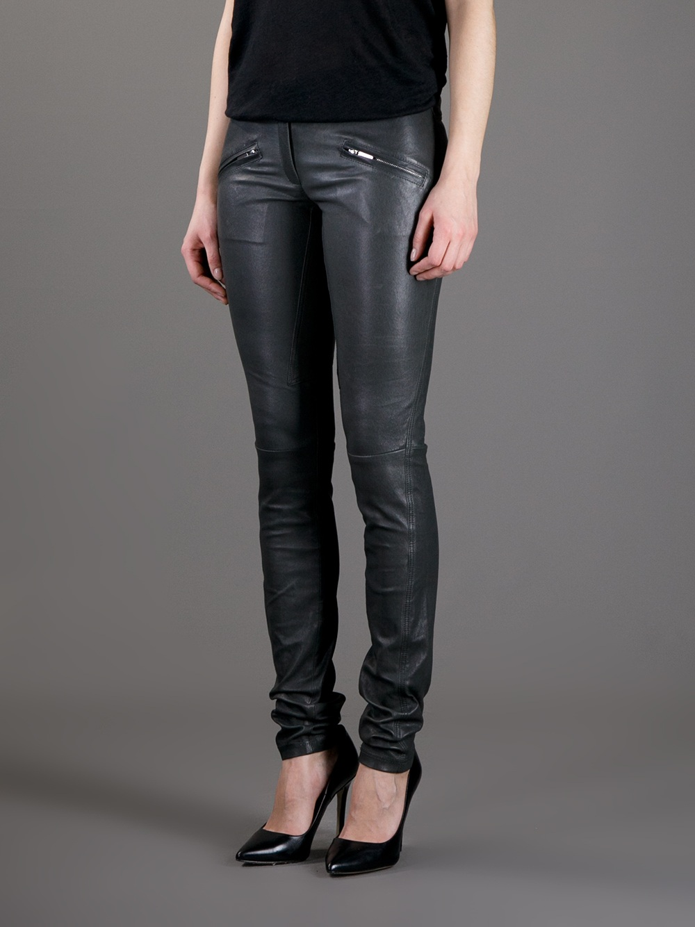 skinny trousers - Black Barbara Bui 5K6xwONG