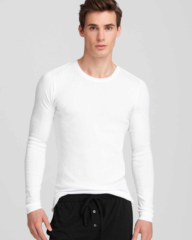 White t shirt calvin klein - Gallery