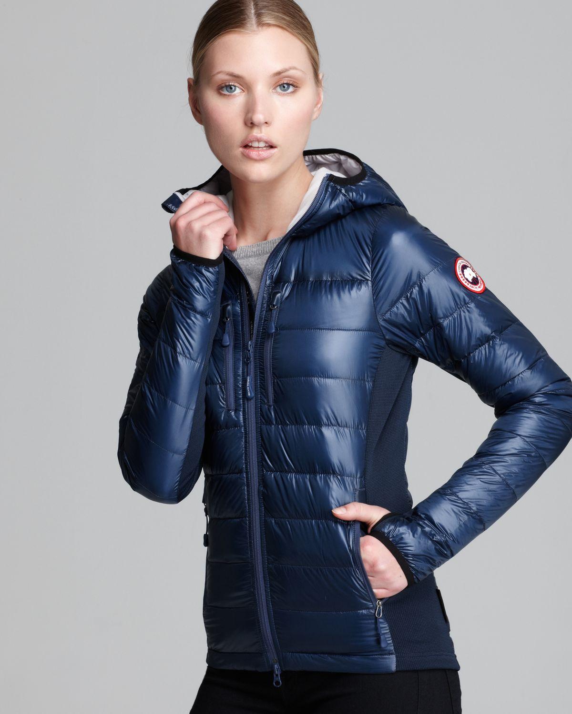 canada goose womens hybridge lite coat