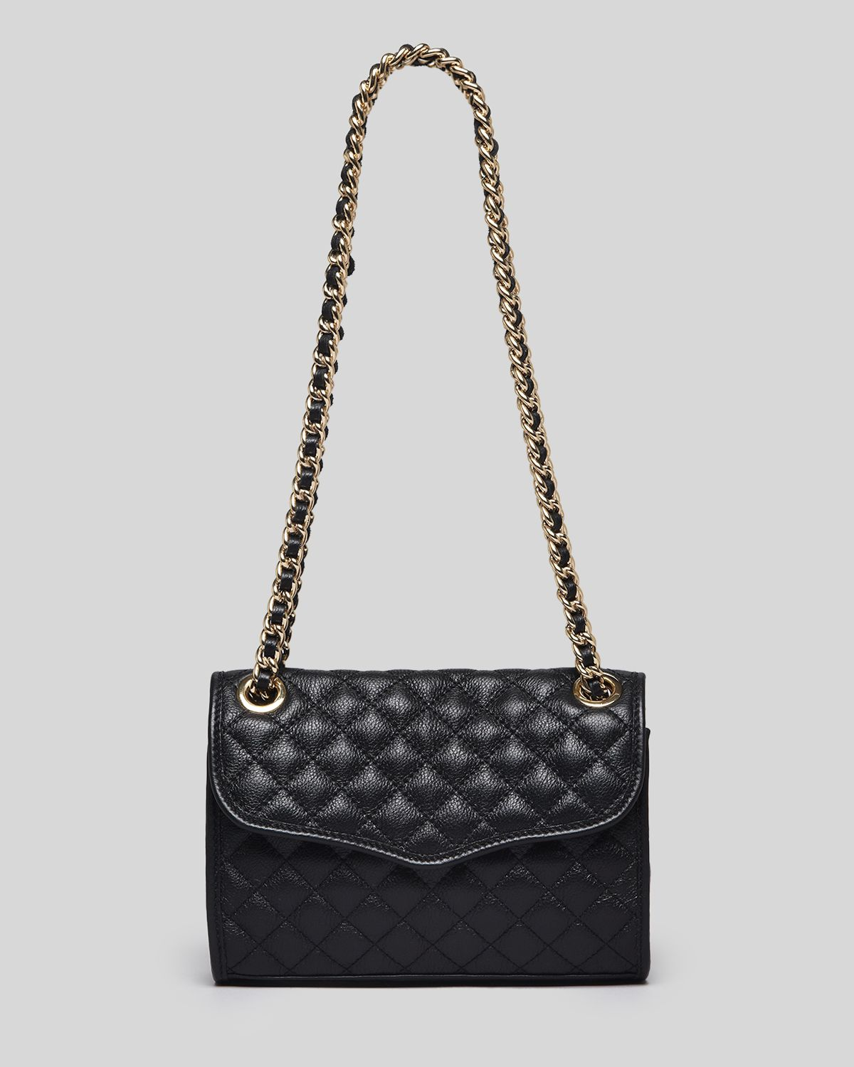 Rebecca Minkoff Shoulder Bag Quilted Mini Affair In