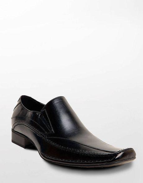 Steve Madden Biggso Loafer in Black for Men | Lyst