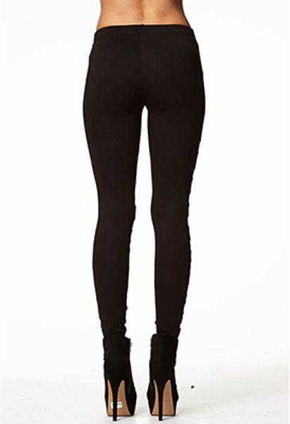 246a1791f4b80c Chiffon Dresses: Forever 21 Leggings Black