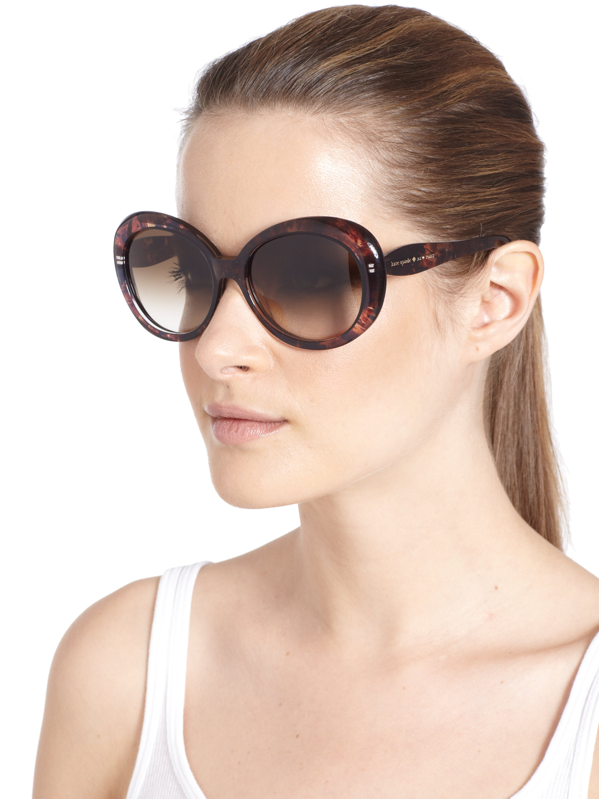 Kate Spade Oversized sunglasses m0vFxtX