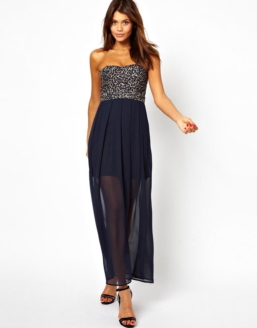 Tfnc Maxi Dress