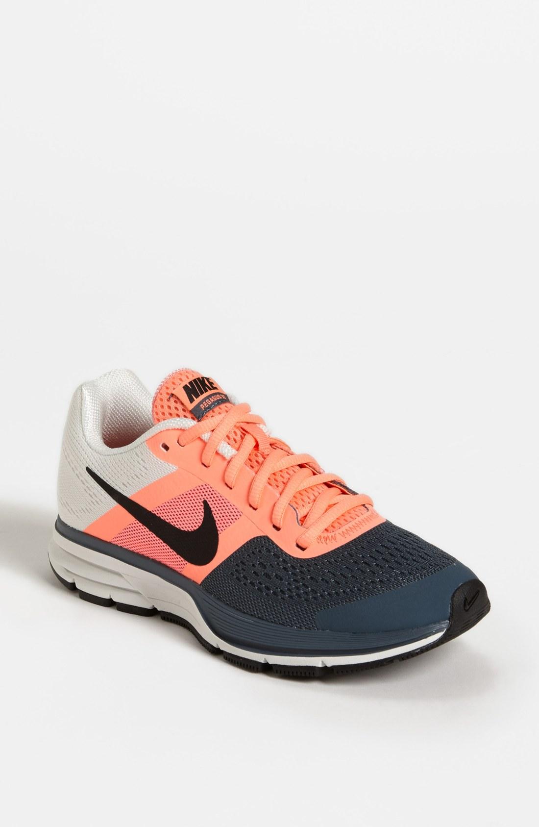 Nike Womens Shoes Pink Grey