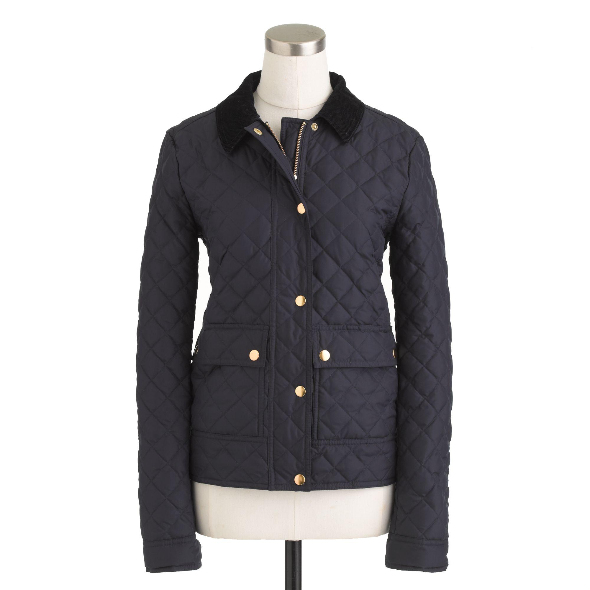 J crew womens jackets