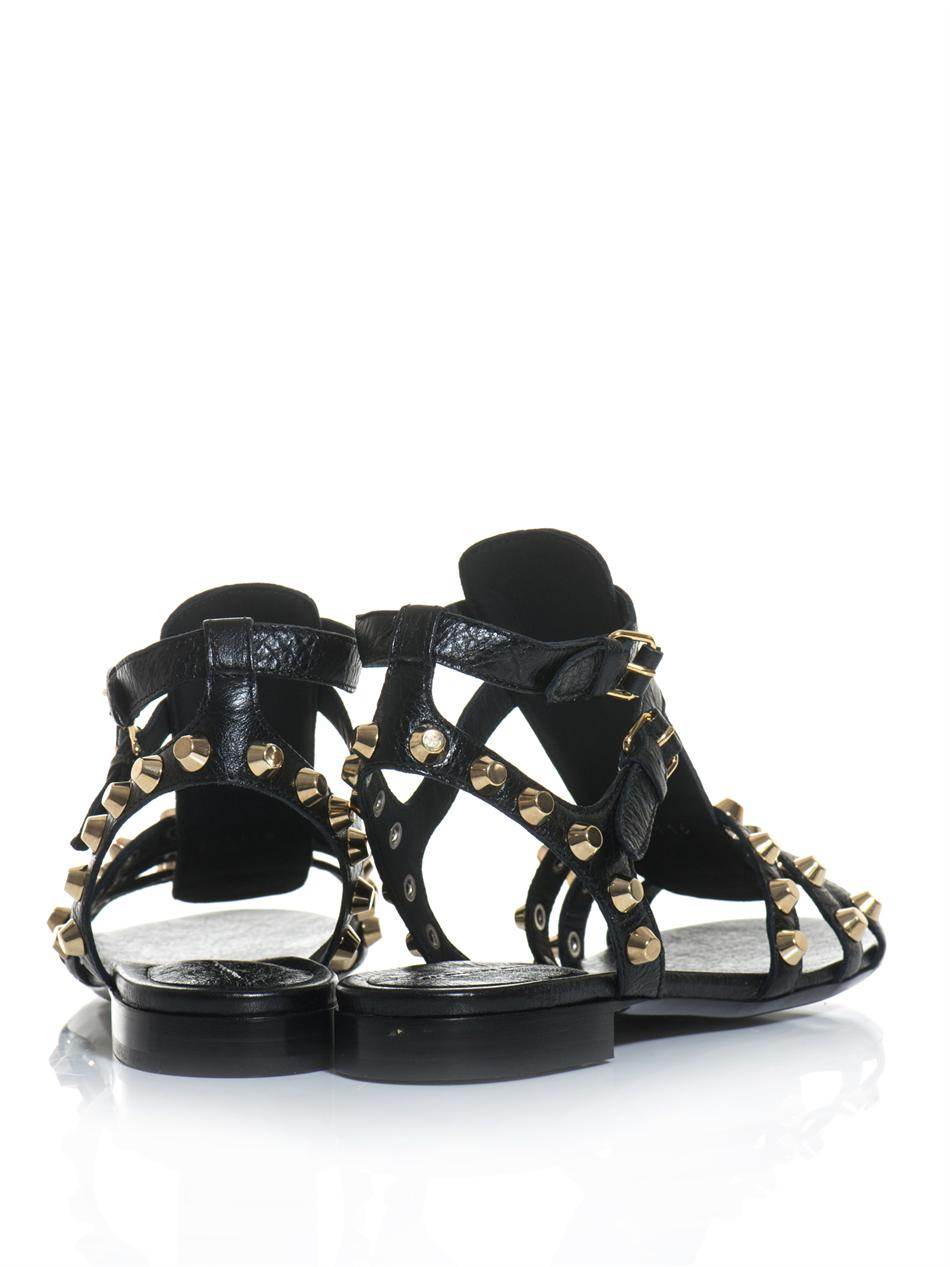 deals cheap online Balenciaga Arena Stud Gladiator Sandals sale discount pictures sale online cheap newest for sale buy authentic online xnA9hs