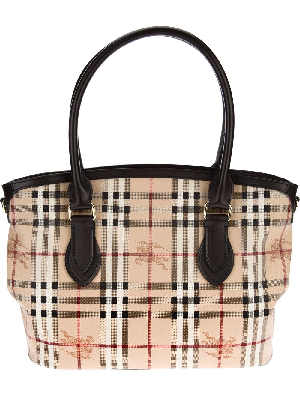 4c31944e261a Burberry Shopper Bag - Ontario Active School Travel
