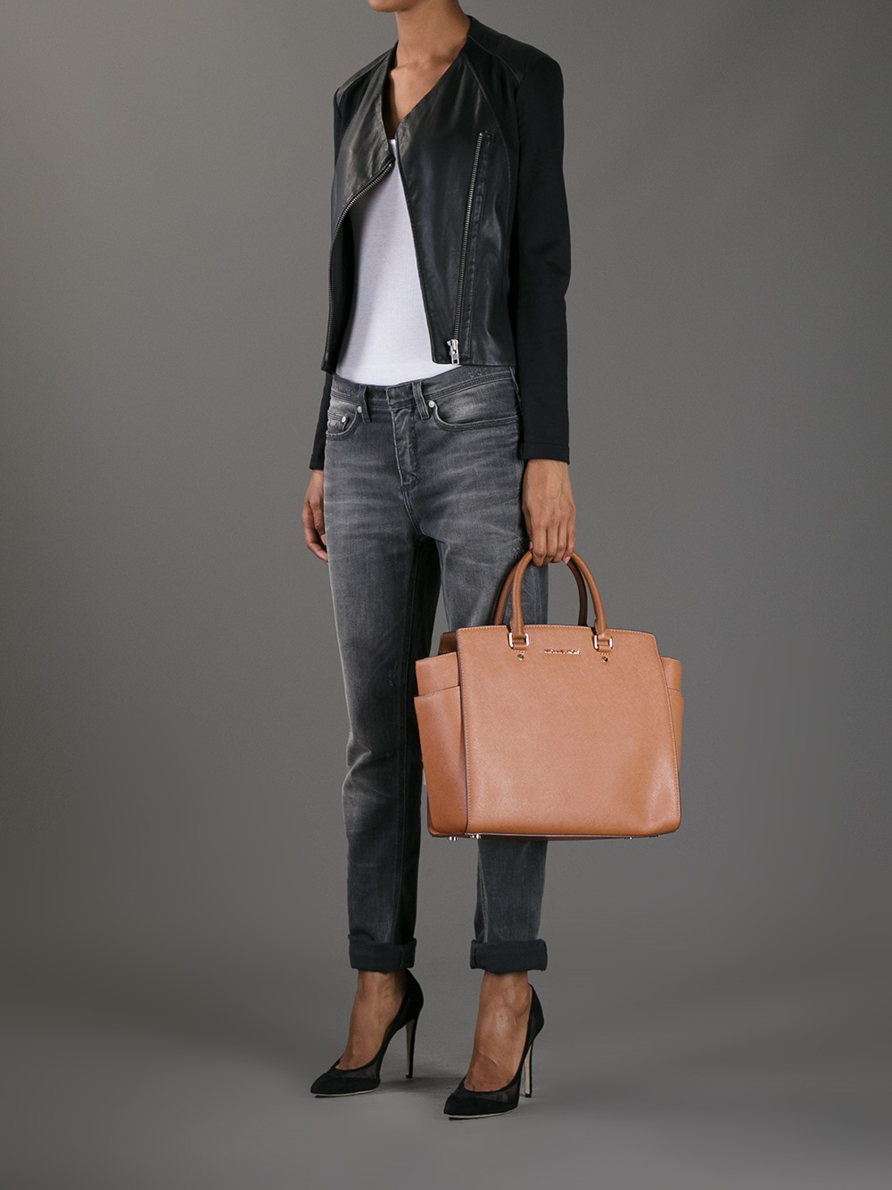 Gallery Previously Sold At Farfetch Women S Michael By Kors Selma